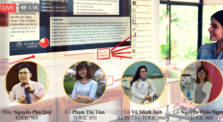 Copy of Quản lý thời gian bài đọc TOEIC