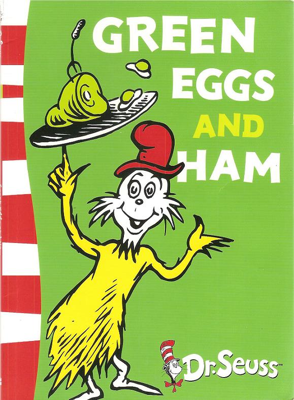 23 - greeen eggs ham