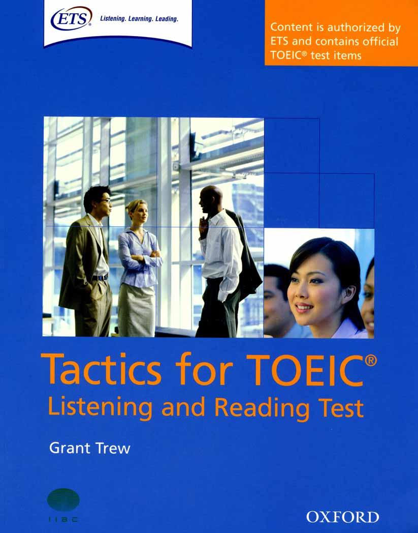 tactics-for-toeic