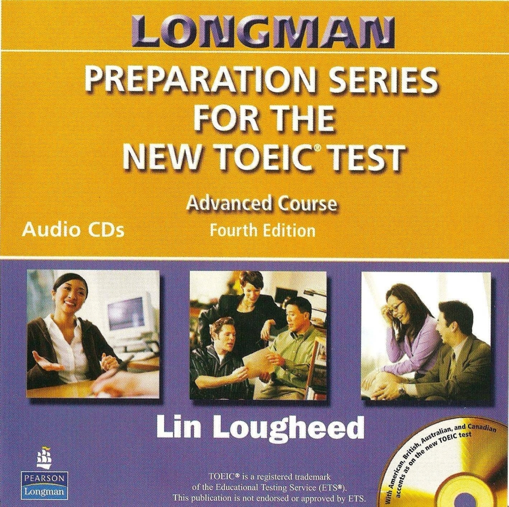 longman preparation series for the toeic test advanced course 5th edition